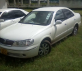 Nissan bluebird sylphy 70000km mileage for breaking