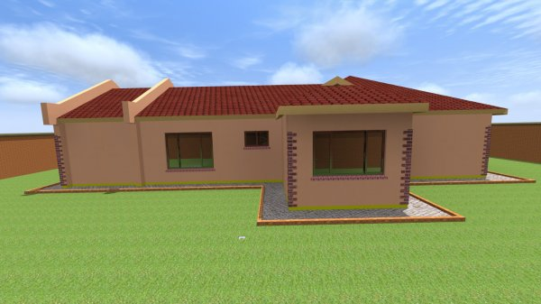 3d house design building plans harare zimbabwe for House plans online zimbabwe